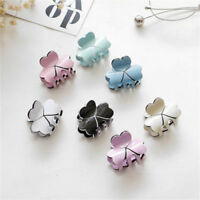 Elegant Lady Girl Head Hair Clips Claw Barrette Crab Clamp Korean Style Hairpin