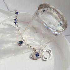 Evil Eye Turkish Nazar Greek Hamsa Charm Necklace  *FREE UK Shipping*