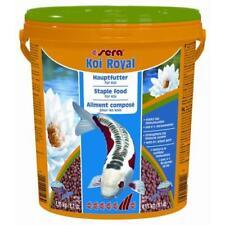Sera Koi Royal Medium 21 Liter Hauptfutter für Koi Koifutter
