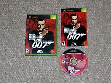James Bond 007 From Russia with Love Xbox Complete