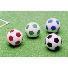 4 pieces Iwako erasers - Soccer Ball (Color May Vary) S-3563