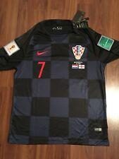 cb4039009 Nike Croatia World Cup Semi-Finals 2018 Ivan Rakitic #7 Jersey size XL  HRVATSKA