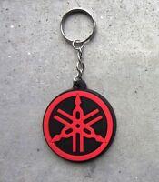 Key Keyring Keychain for YAMAHA R1 R6 R3 XJ6 FZ6 FZ1 MT07 V-STAR XS RZ TZR YZ XT