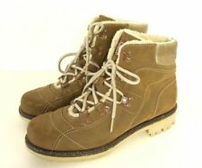 ESPRIT Trend Boots BootieTrekking Outdoor Fell Gr. EU 37 Braun Beige (DW53)