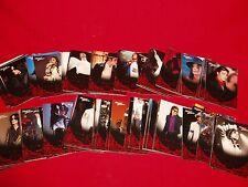 Michael Jackson 2011 Panini 112 Card Red Foil Commons Set & 5 Wraps  Mint/New