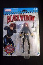 Marvel Legends Black Widow figure 2017 Hasbro Vintage Classic Retro Wave
