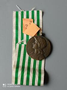 B3S) Médaille des DARDANELLES guerre 1914 1918 EN l'état french medal
