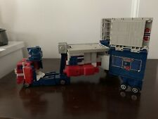 transformers g1 optimus prime 1984?