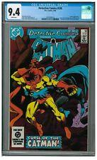Detective Comics #538 (1984) Copper Age Batman & Catman CGC 9.4 AA407