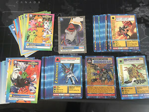 Digimon Cards Collection