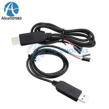 10pcs Usb To Rs232 Ttl Uart Pl2303hx Auto Converter Usb To Com Cable Module