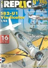 REPLIC N°186 BF 109 G-14 / SB2 VINDICATOR / F9F-8 COUGAR / MARTIN AM-1 MAULER