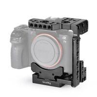SmallRig Arca QR Half Camera Cage for Sony A7R III/A7 III/A7 II/A7R II/A7S II US