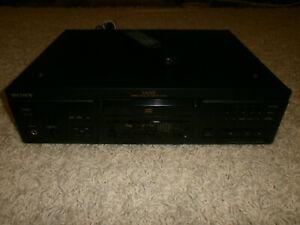 Sony CDP-XA2 ES, CD Player Sony, High End CD Player, Sony CD Player CDP-XA2ES