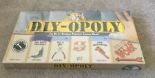 D.I.Y - Opoly Board Game - Late For The Sky- New & Sealed - Christmas Family Fun