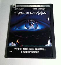 The Lawnmower Man (DVD, Pierce Brosnan)