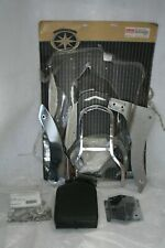 Soporte Espalda Backrest Soportes Yamaha Dragstar 1100 Con Cojín