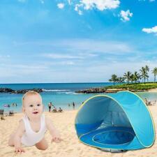 Tienda de playa para bebe