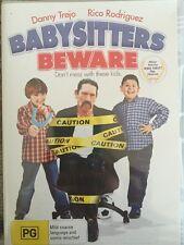 Babysitters Beware - DVD Region 4 Brand New Free Post!!