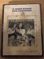 Jones Girls SEALED 8-Track disco soul