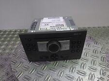 499417 CD-Radio OPEL Vectra C Caravan (Z-C/SW) 1.9 CDTI  110 kW  150 PS (04.200