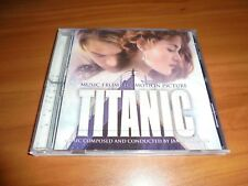 Titanic: The Ultimate Collection Soundtrack by James Horner (CD 1997, Sony) Used