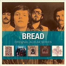 Original Album Series [Box] by Bread (CD, Mar-2010, 5 Discs, Warner Bros.)