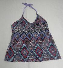 Billabong Girls sz 5 Tankini Top Dillon Swimwear