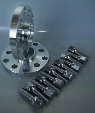 WHEEL SPACERS 15MM 5x112 SET + BOLTS for Mercedes Benz C CL CLS E GL ML R SL S