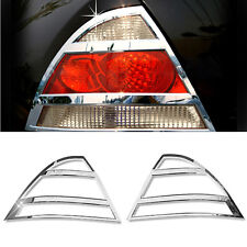 Chrome Rear Lamp Cover Garnish Molding A772 For RENAULT 2006 - 2009 Scala / SM3