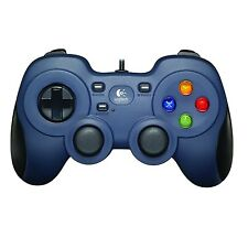 Logitech F310 Gamepad USB Wired Gaming Controller for PC & Android TV Blue MP