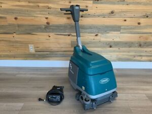 """Tennant T1 15"""" Cordless Lithium Battery Floor Auto Scrubber (18 hours of use)"""