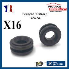 16 Supports Caoutchouc (anti-vibration) de filtre à air PSA 1.6 HDI OEM 1436S4