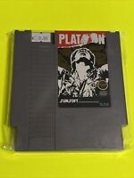 🔥100% WORKING NINTENDO NES SUPER FUN Game Cartridge CLASSIC MOVIE PLATOON🔥