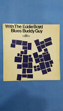 """BUDDY GUY and EDDIE BOYD  """"WITH THE BLUES""""  CHESS 6009  NM"""