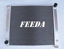 2 ROW 56mm Aluminum Radiator FOR Nissan 300ZX Z32 1990-1996 Manual Only 91 92 93