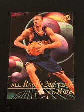 1995-96 Ultra All-Rookie Jalen Rose #10 Denver Nuggets