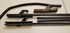 1968 69 Chevelle 68-72 Lemans Buick Olds Quarter Glass Run Channel Weatherstrip