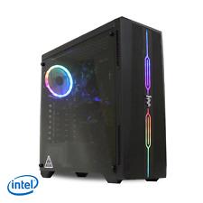 Gaming PC Desktop Computer   i5   R7 250 2GB   8GB RAM   1TB   RGB   WiFi Win10