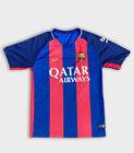FC Barcelona Home Shirt Nike Neymar Jr 11 Extra Small