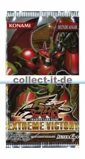 YuGiOh Extreme Victory - 1 Booster-ENGLISH-Light