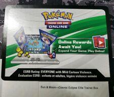 Cosmic Eclipse Elite Trainer Box Online Code Cards FAST Send In STOCK Pokemon SM