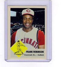 Frank Robinson, '63 Cincinnati Reds, Monarch Corona extension series #78