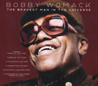 Bobby Womack - Bravest Man in the Universe [New & Sealed] CD
