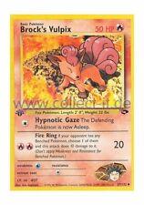 Pokemon Gym Challenge 37/132 - Brock's Vulpix (Uncommon) Englisch