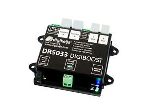 NEU - Digikeijs - DR5033 - DCC Booster - 3 Amper - OVP