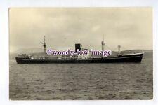 pf3024 - UK Eastern & Australian Cargo Ship - Arafura , built 1954 - photograph