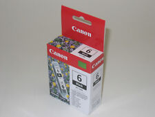 Genuine Canon BCI-6 black ink BCI6 BCI6BK iP8500 i9900 MP780 S900 S9000 i960