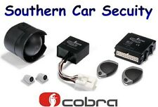 COBRA 4138 THATCHAM CAT 1 ALARM IMMOBILISE, TECH SUPPORT & INSTALL CERTIFICATE