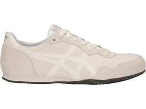 NEW Onitsuka Tiger Serrano mens shoe 1183A058 251 Asics mexico 66 Oatmeal gray